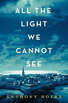 March Book Club - All the Light We Cannot See