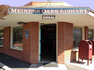 Meiners Oaks Library Ventura County Library