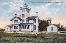 Hueneme Light House